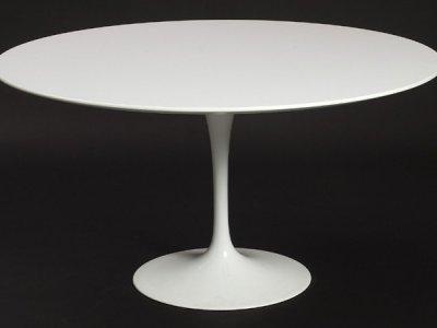 TABLE TULIP 120 SAARINEN fluid laminated