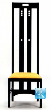 MACKINTOSH INGRAM CHAIR