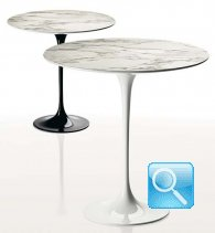 EERO SAARINEN TULIP COFFEE TABLE H. 51
